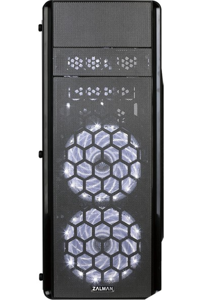 Zalman N3 Midi Tower Bilgisayar Kasası (PSU Yok)