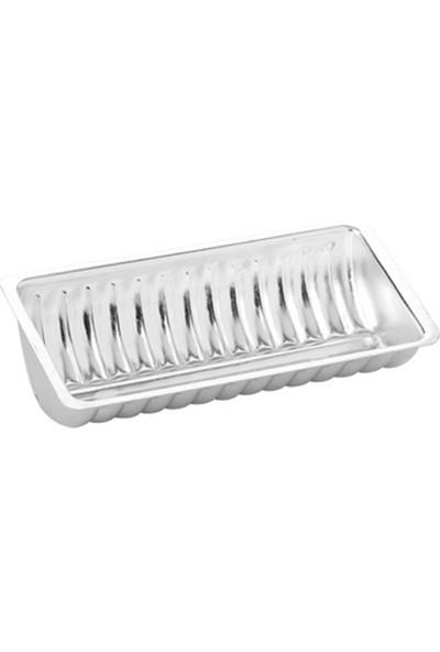 Baton Kek Kalıbı Alüminyum 30 cm