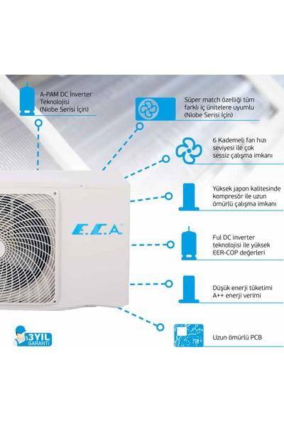Eca Spylos ESA1209A100 A++ 9000 Btu Duvar Tipi Inverter Klima