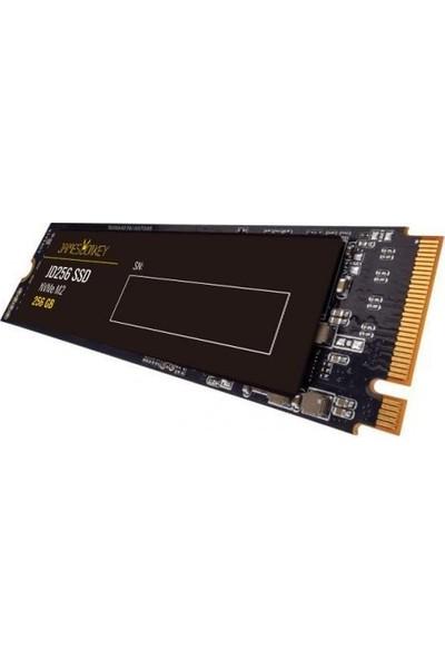 James Donkey JD256 256GB 2000MB-1000MB/sn NVMe M.2 PCI-E SSD