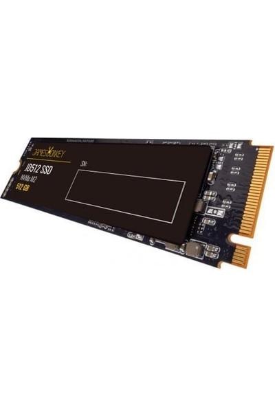James Donkey JD512 512GB 2000MB-1500MB/sn NVMe M.2 PCI-E SSD