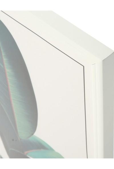 Glam Lava Tablo Beyaz 50 x 70 cm