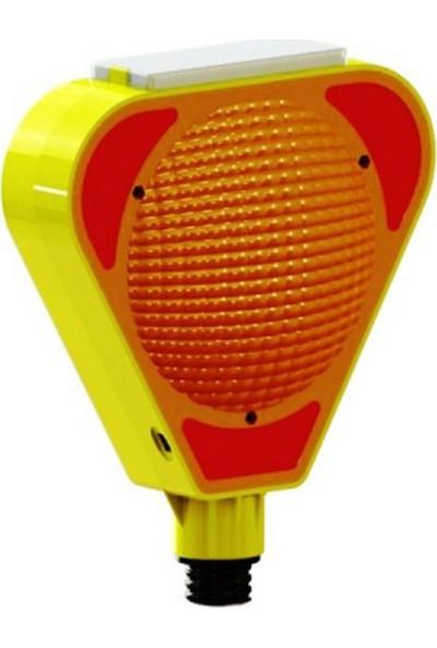 MFK Plastik MFK9500 Solarlı Flaşör Lamba
