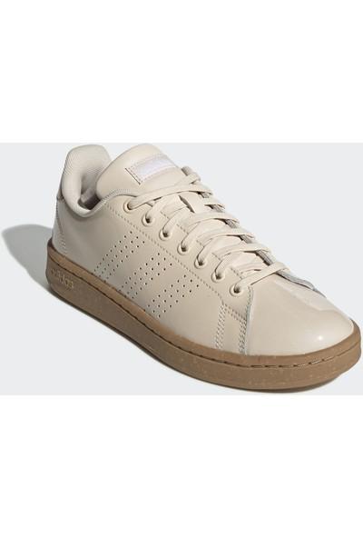 Adidas Kadın Tenis Ayakkabısı EE7498 Advantage