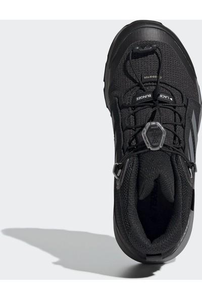 Adidas Genç Outdoor Botu EF0225 Siyah Terrex Mid Gtx K