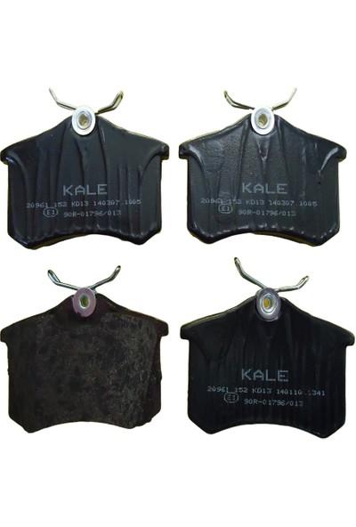 Kale Balata Cordoba-Ibıza-Toledo-Leon-Fabia-Octavia-Bora-Caddy--Golf-Jetta-Polo Arka Balata 92- OEM8E0698451B