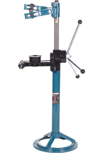 Forsage Mekanik Helezon Yay Çektirme Amortisör Çektiime 1 Ton Çalışma Aralığı Min 210 Max 570MM