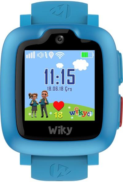 Wiky Watch 4 ( Görüntülü Konuşma ) Akıllı Çocuk Saati