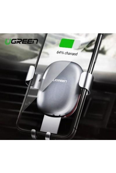 Ugreen Qi 10W Wireless Kablosuz Hızlı Oto Şarj Aleti