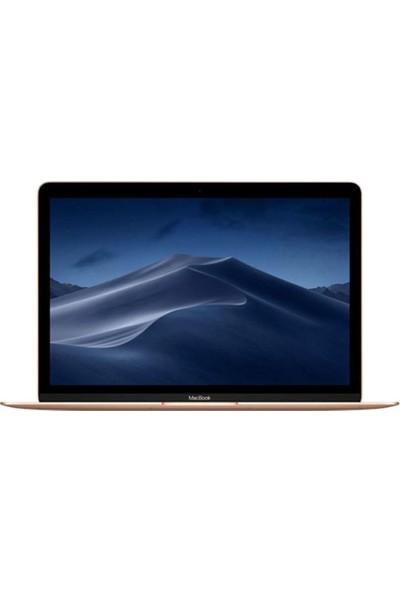 """Apple MacBook Intel Core i5 7700K 8GB 512GB SSD macOS 12"""" Taşınabilir Bilgisayar MRQP2TU/A Gold"""