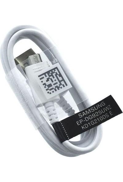 Mobygo Samsung Micro Sarj Kablosu 1.5 M Beyaz