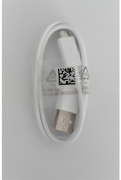 Mobygo Micro Kablo Beyaz