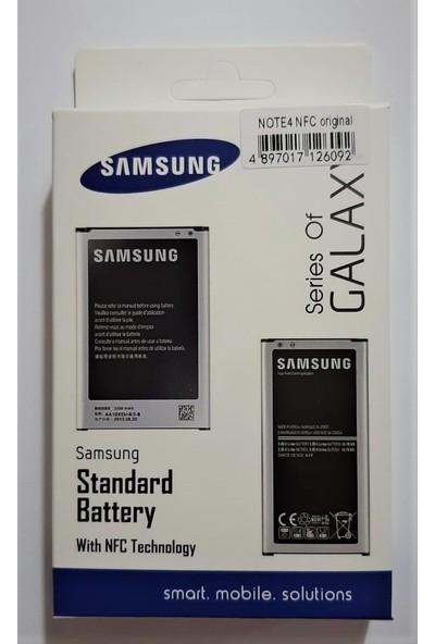 Mobygo Samsung Galaxy Note 4 (N910) Batarya