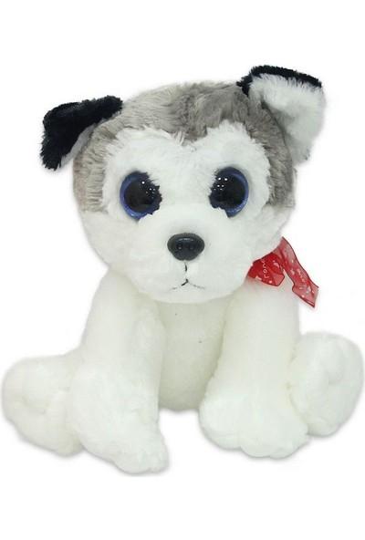 Can Ali Toys Havlayan Kurdeleli Peluş Köpek