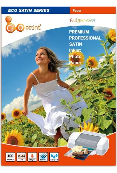 Goprint Eco Satın Serisi Mat 5r 13 x 18cm Fotoğraf Kağıdı 280G 100 Yaprak