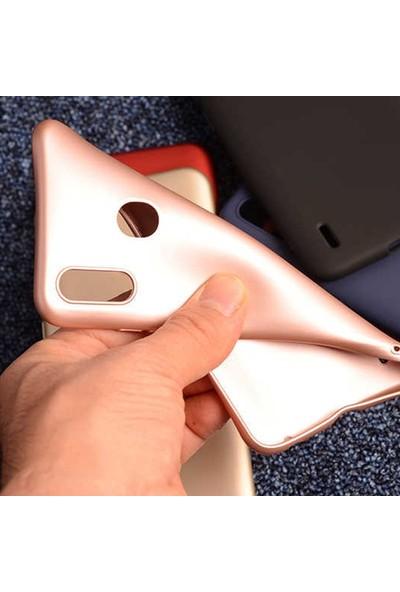 Gpack Casper Via G4 Kılıf Premier Silikon Esnek Koruma + Nano Ekran Koruyucu + Kalem Bronz