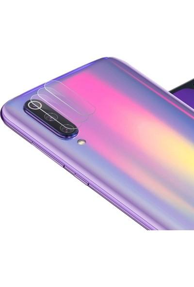 Gpack Xiaomi Mi 9 Kamera Lens Koruyucu Cam Şeffaf