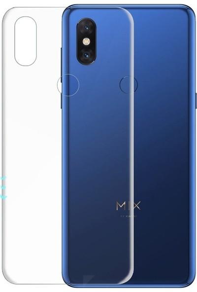 Gpack Xiaomi Mi Mix 3 Full Body Ön Arka Ekran Koruyucu Şeffaf