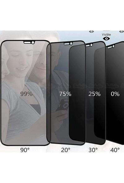 Gpack Xiaomi Mi Mix 3 Privacy Gizlilik Filtreli Hayalet Cam Siyah