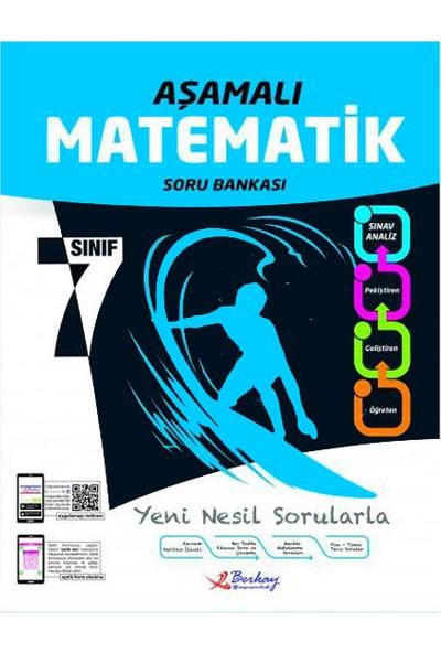 Berkay Yayınları 7.Sınıf Yeni Nesil Aşamalı Matematik Soru Bankası