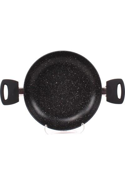 Arow Granit Çift Kuplu Tava 24 cm