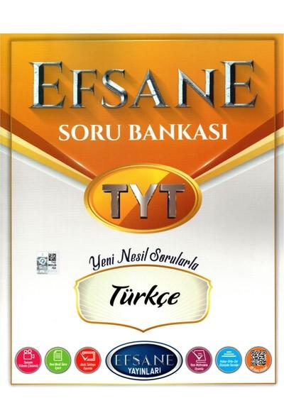 Efsane Yayınları TYT Türkçe Soru Bankası