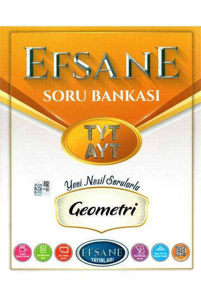 Efsane Yayınları TYT - AYT Geometri Soru Bankası
