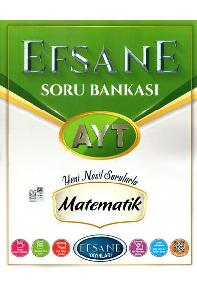 Efsane Yayınları AYT Matematik Soru Bankası