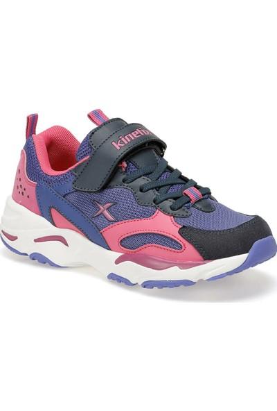 Kinetix Soul 9Pr Mor Kız Çocuk Yürüyüş Ayakkabısı