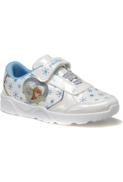 Frozen 92.Elısa.F Beyaz Kız Çocuk Sneaker Ayakkabı