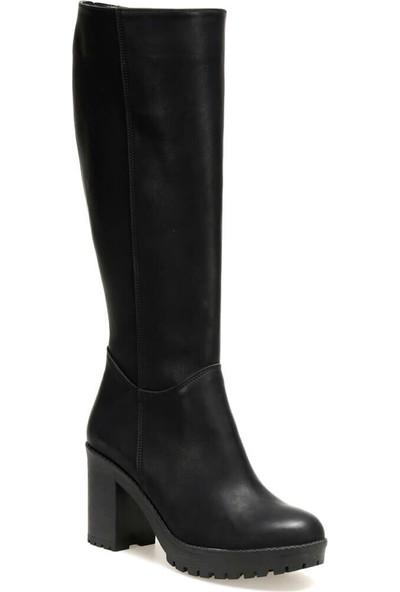 Butigo 19K-407 Siyah Kadın Çizme