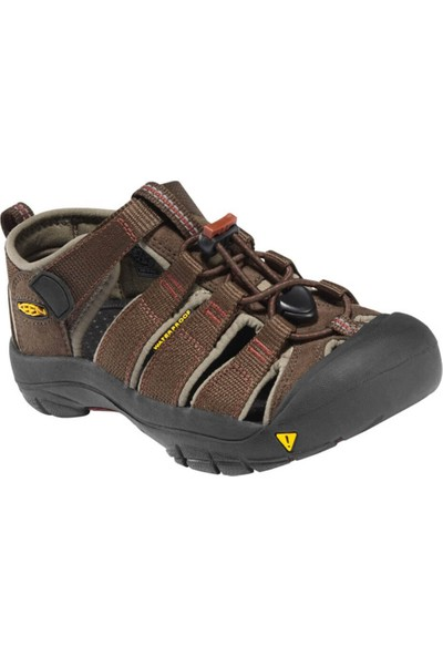 Keen Newport H2 Çocuk Sandalet Kahverengi Kız Erkek Çocuk Sandalet