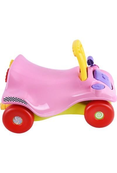 Baby Toys İlk Arabam Pembe