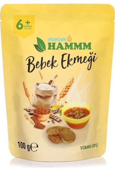 Hammm Bebek Ekmeği 100 gr