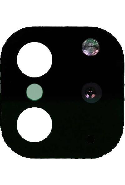 Sevfe Apple iPhone X / XS Max - iPhone 11 Pro Max Dönüştürme Lens Kiti 3 Kamera