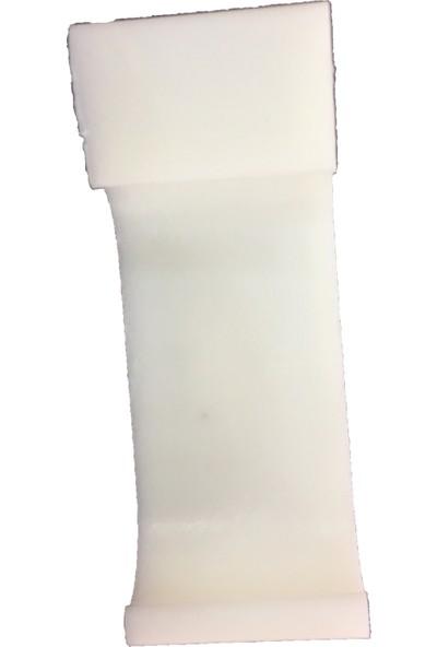 Halis Ticaret Stor Perde Montaj Aparatı 25 Adet Dar Kasa 3,7 cm