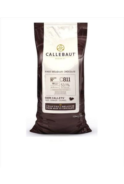 Callebaut Bitter Çikolata - 10 kg