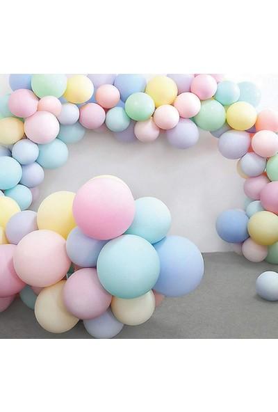 Kidspartim Karışık Makaron Balon Zinciri 5 Metre