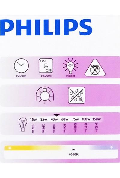 Philips LED Luster 4000K E14 P45 Ampul