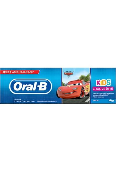 Oral-B Pro-Expert Stages Çocuk Diş Macunu Frozen & Cars 75 ml (2 - 6 Yaş)