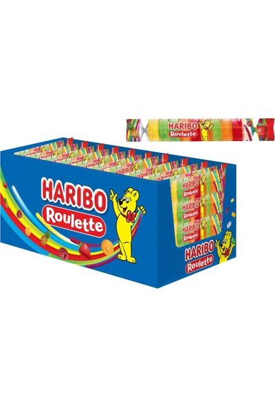 Haribo Roulette 25 gr 48 Adet