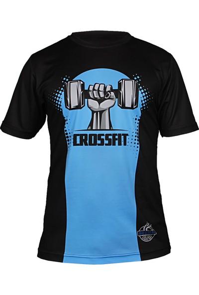 Do-Smai Dosmai Crossfit Dijital Baskılı T-Shirt CR010