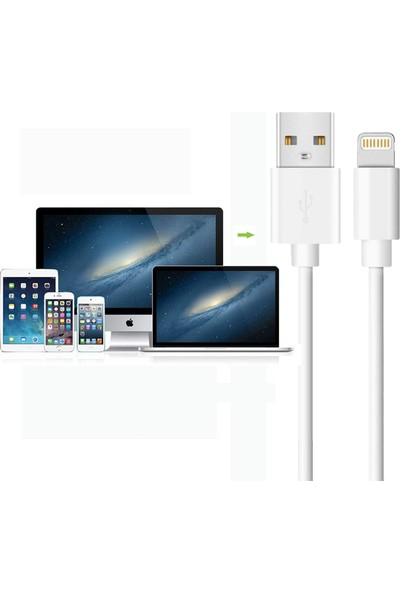 Mobilestore Lightning Data ve Şarj Kablosu