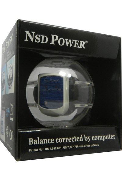 Nsd Powerball Autostart Bluetooth PB-188BT