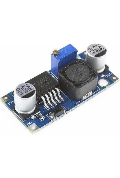 Robot Diyarı LM2596 Ayarlanabilir Dc/dc Voltaj Regülatörü