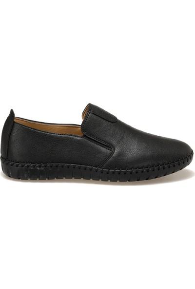 Flexall Al-22 Siyah Erkek Klasik Ayakkabı 40
