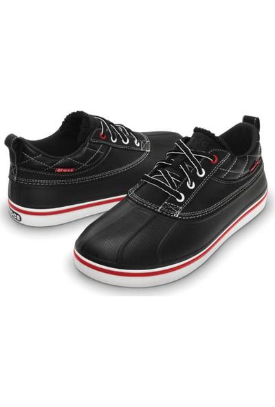 Crocs Allcast Duck Sneaker Boot Siyah Erkek Sneaker Ayakkabı 45