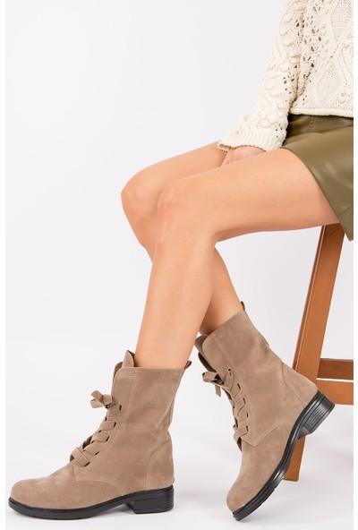 Fox Shoes Vizon Kadın Bot G270192902