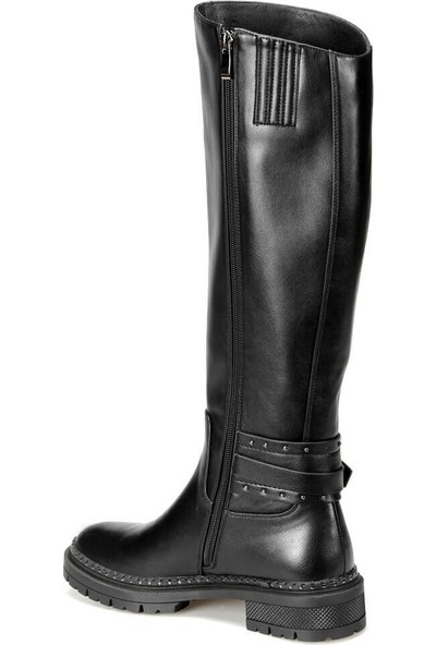 U.S Polo Assn. Sophıe 9Pr Siyah Kadın Çizme 36