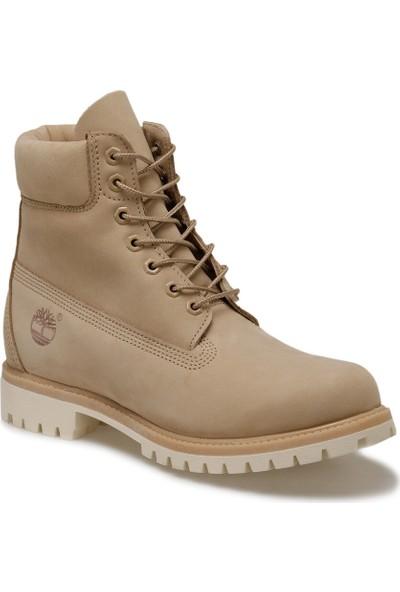"Timberland 6"" Premium Boot Camel Erkek Bot 44"